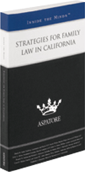 Strategies for Family Law California